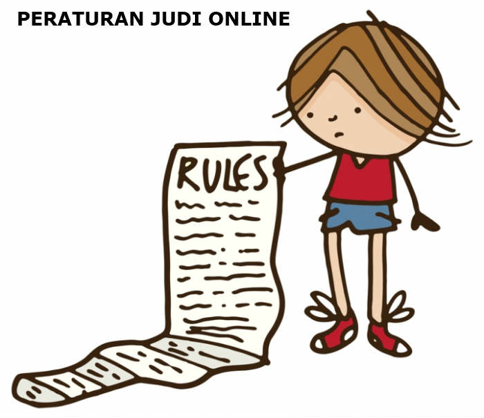 peraturan judi online